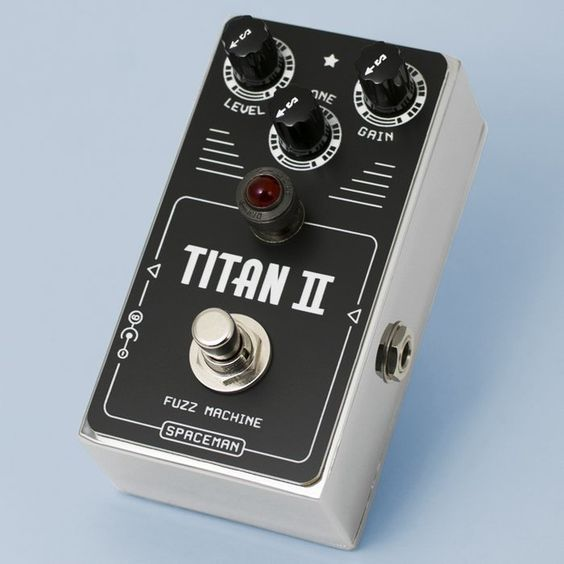 New from @spacemaneffects: the Titan II!  http://bit.ly/1V1FqZf  #spaceman #spacemaneffects #spacemanfx #titan #titan2 #titanii #fuzz #fuzzmachine #effectsdatabase #fxdb #guitarpedals #guitareffects #effectspedals #pedals #guitarfx #fxpedals #pedalporn #guitarporn #gearporn #pedalboard #guitar #guitarist #guitargear #geartalk