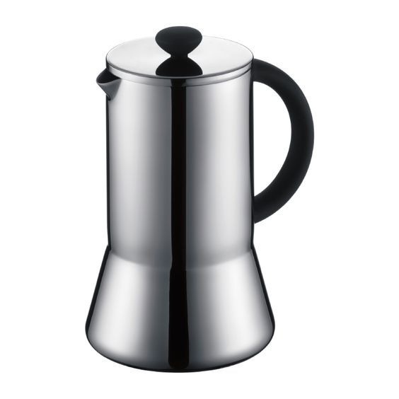 Bodum SS French Press - Love it!  We just broke our glass one.    :(