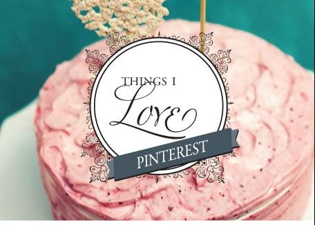 Pinterest Obsessed is what I call it... my guilty pleasure is spending way too much time here! But I love it!!!