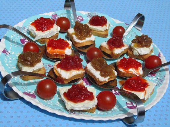 Mermelada de tomate (reemplazar azúcar)
