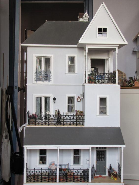paulas minis: Paula's villa
