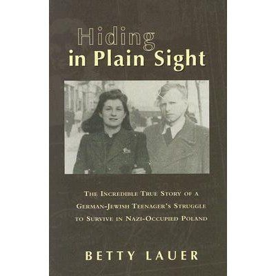 An extraordinary story of strength, resilience, hope, and salvation, Betty Lauer's book chronicles Berta Weissberger's six-year terrifyin...