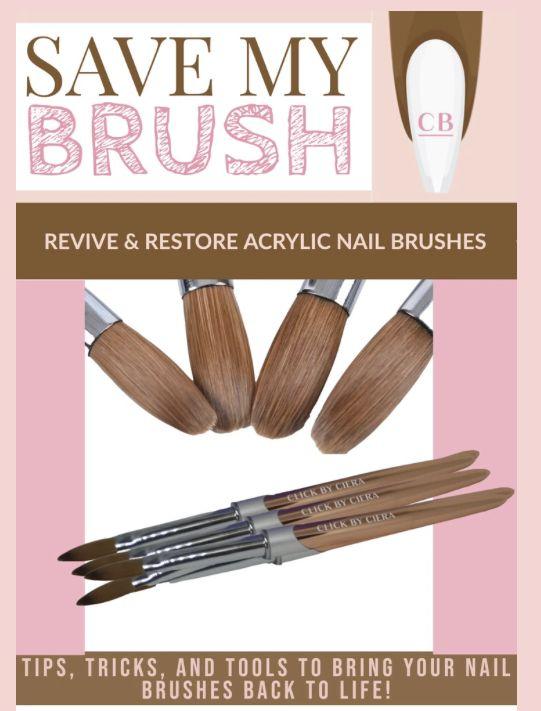 Free Clean Acrylic Brushes Acrylic Nail Brush Acrylic Brushes Long Acrylic Nails