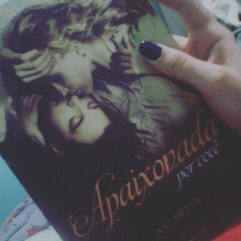 #ApaixonadaPorVoce #livro #amoler #leitura #romance