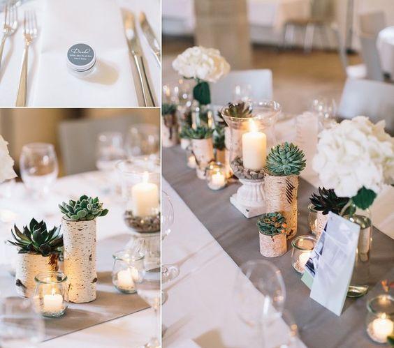 Dekoration Mal Anders Im Residenzschloss Bad Urach Birke Hochzeit Tischdeko Hochzeit Bauernhochzeit
