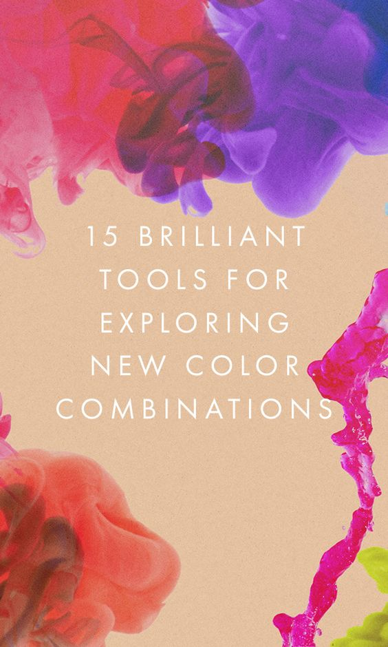 colors blog and color combinations on pinterest