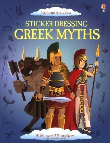 Sticker Dressing Greek Myths (Usborne Sticker Dressing) by Lisa Jane Gillespie, http://www.amazon.co.uk/dp/1409564282/ref=cm_sw_r_pi_dp_aeoLsb10SQCRT