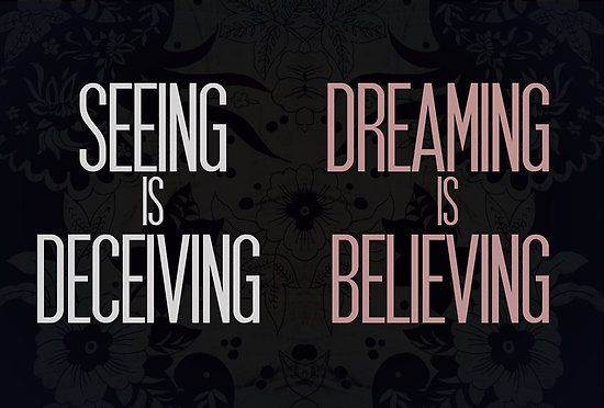 dreaming is believing The meaningfulness attributed to specific dreams, however, was moderated by the extent to which the content of those dreams accorded with participants' preexisting beliefs--from the theories they endorsed to attitudes toward acquaintances, relationships with friends, and faith in god (studies 3-6).