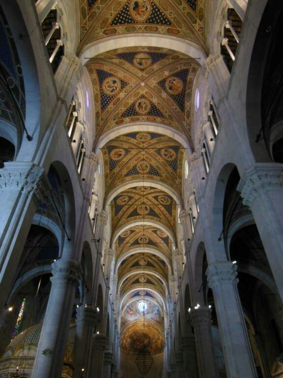 Interior de la Catedral de #Lucca (#Italia)