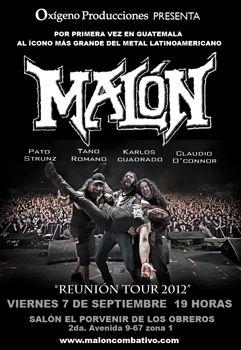 Concierto de Malón