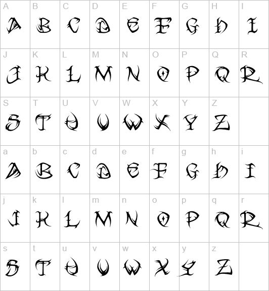 tribal letter - Bing Images | Beautiful | Pinterest ...