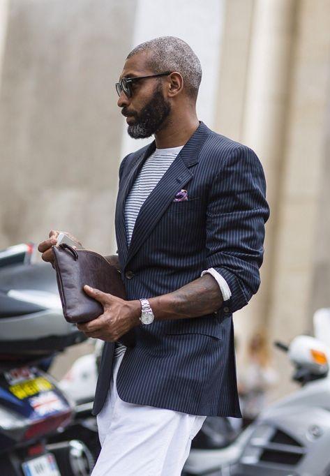 Mens Street Style #PurelyInspiration: