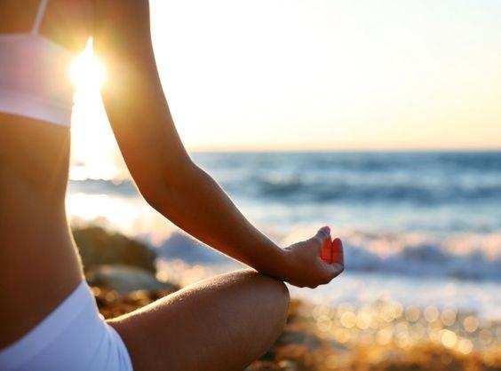 Benefícios da meditação.