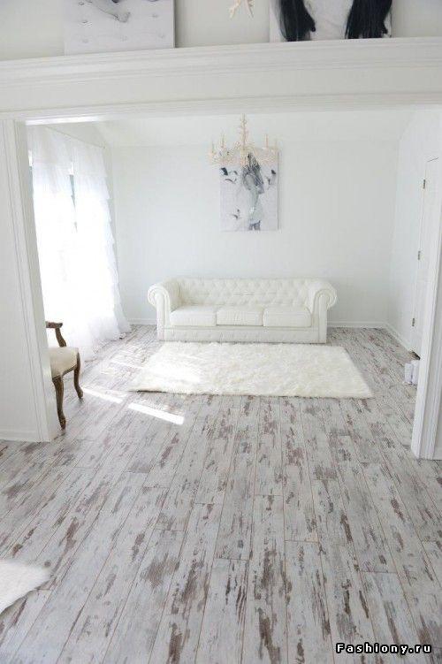 Uyutnye Gostinye Ideas To Steal White Wash Laminate Flooring Bedroom Flooring Oak Laminate Flooring