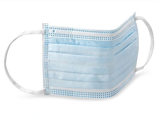 Uline Deluxe Surgical Mask S 22137 Uline Face Mask