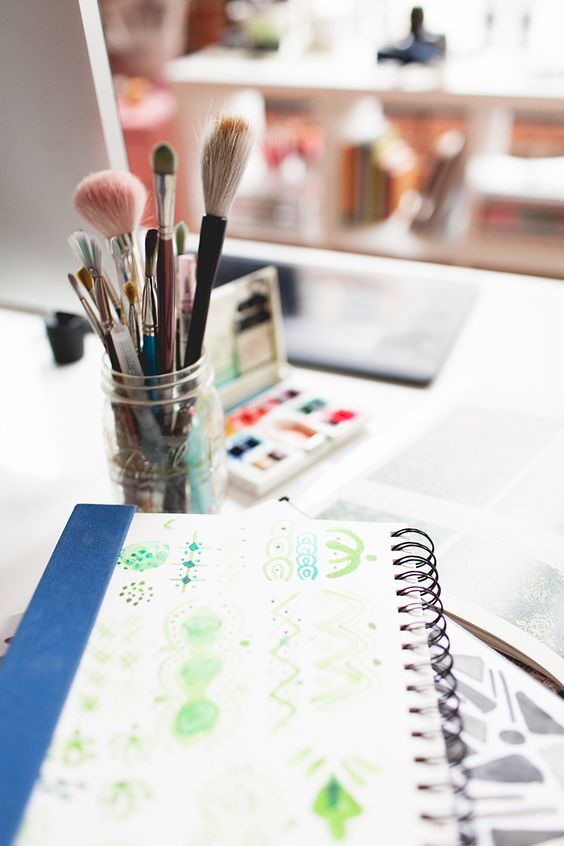 Today on the blog I'm launching a new series called The Business of Being Creative! I'm kicking it off by sharing the ups and downs of my creative path from product designer to freelancer and full-time blogger and art director. Read now on Jojotastic.com or bookmark for later! p.s. be sure to submit your questions and comments so I can give you career advice, too!
