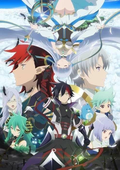 Anime Shironeko Project Zero Chronicle Ungkap Tanggal Rilis Tema