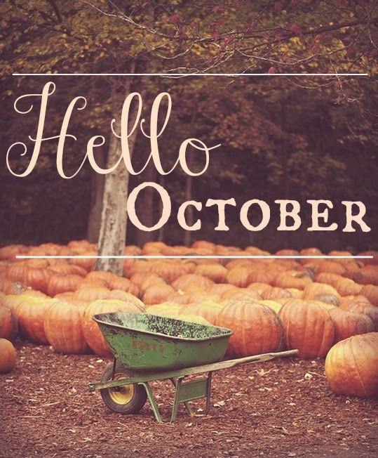 Bon Keep Calm | Pinterest | Hello October