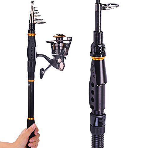 sougayilang fishing rod reel combos carbon telescopic fishing rod, Fishing Rod