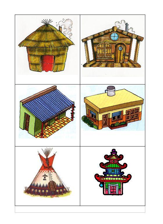 Diferentes Tipos De Casa Buscar Con Google P Ciudad