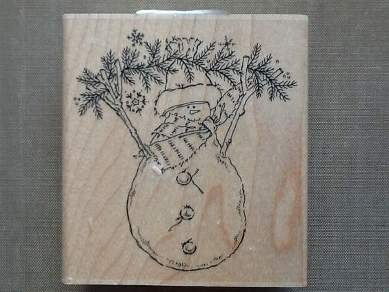 Impression Obsession Hanging the Garland by WJDJCreations on Etsy