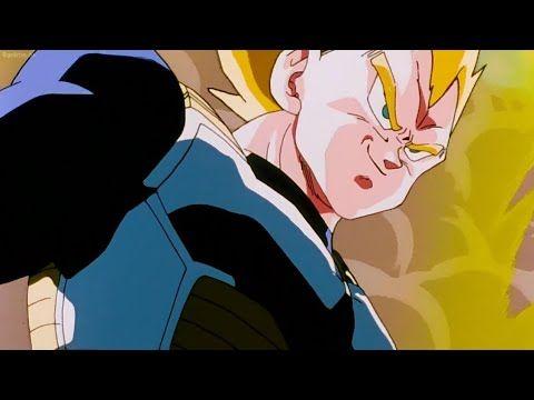 Vegeta Turns Into A Super Saiyan For The First Time 333 Dragon Ball Z Anime Super Saiyan