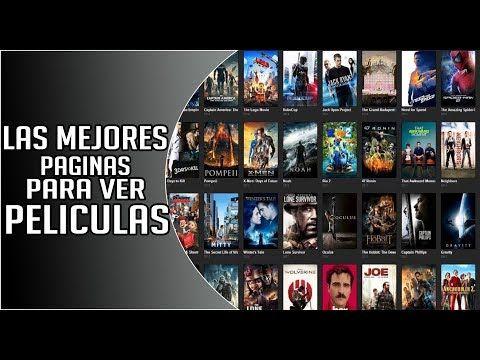 Mejores Páginas Para Ver Películas Y Series Online Gratis En Hd Y Poder Descargarlas 100 Geniales Youtu Paginas Para Ver Peliculas Ver Películas Peliculas