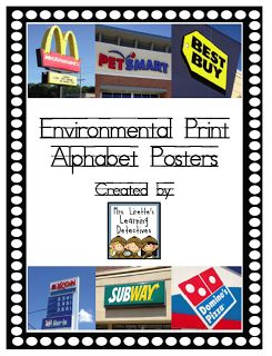 environmental print detective and learning on pinterest. Black Bedroom Furniture Sets. Home Design Ideas