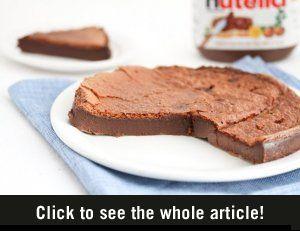 Chocoladetaart met maar twee ingrediënten - Vrouwen.nl