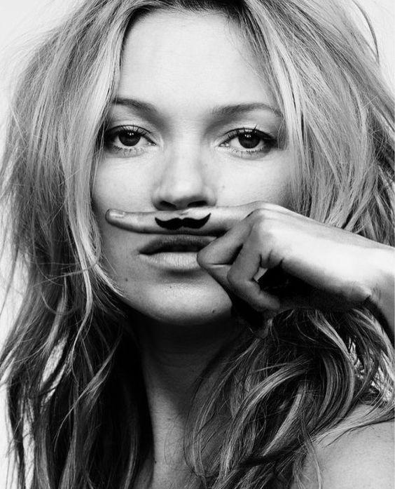 Miss Moustache