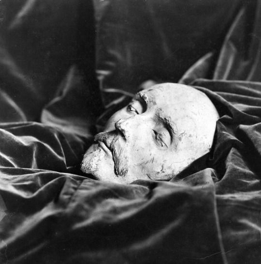 William Shakespeare Death Mask (1564-1616)
