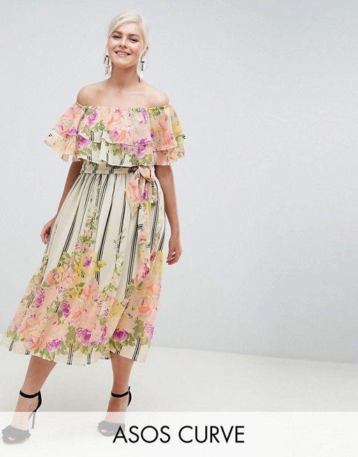 44+ Asos floral stripe dress inspirations