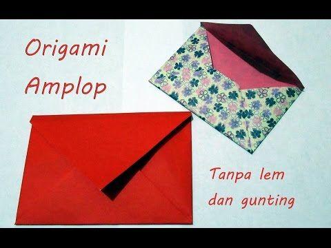 Cara Membuat Cover Amplop - Btt Documents