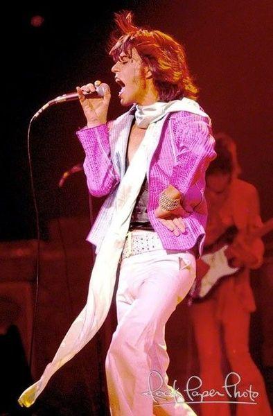 Mick Jagger, circa 1976