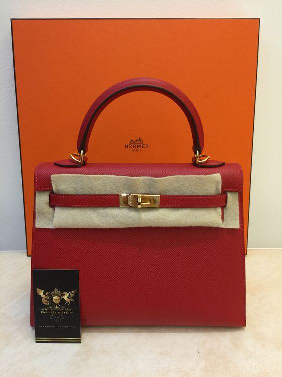 hermes handbags - ELC K25 SELLIER DEAL 4 TODAY! RARE NEW HERMES KELLY SELLIER 25 ...