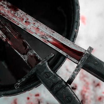 Sword of Iron and the Blood of the Slain.