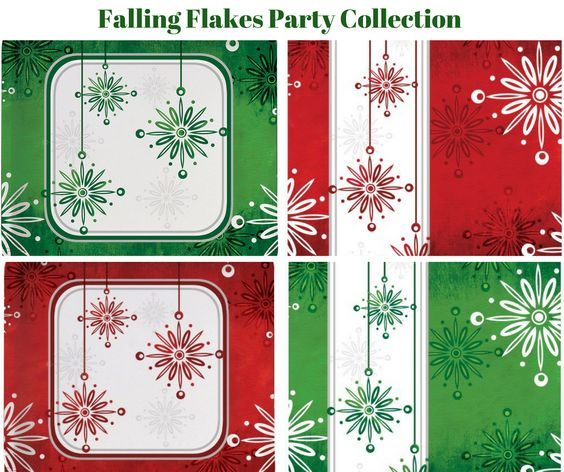 Falling Flakes Party