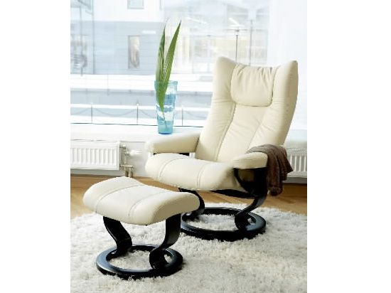 Dania   Recliners   Stressless® Wing, From $1895 | Furniture | Pinterest |  Recliner, Lounge Furniture And Living Room Chairs