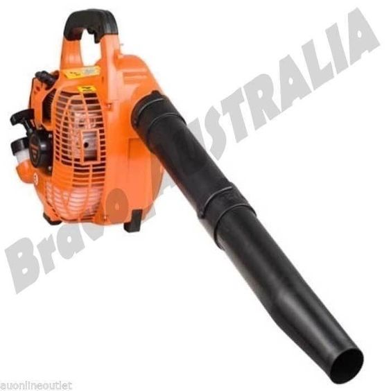 26cc Leaf Blower Petrol Commercial 2 stroke Fuel Hand Outdoor