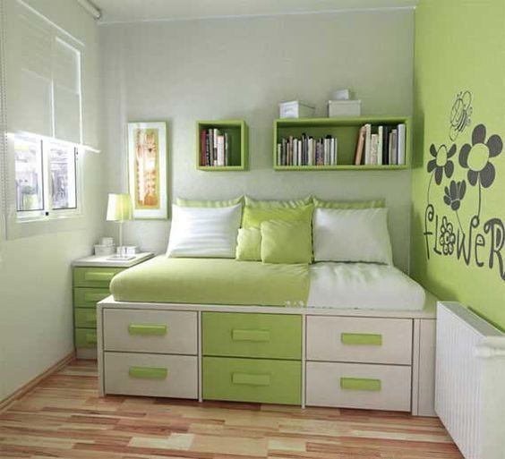 Tres ideas minimalistas para decorar el cuarto de una adolescente ...