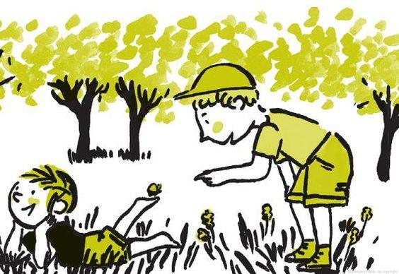 CACCIA AGLI INSETTI! #natura #insetti #libriperbambini
