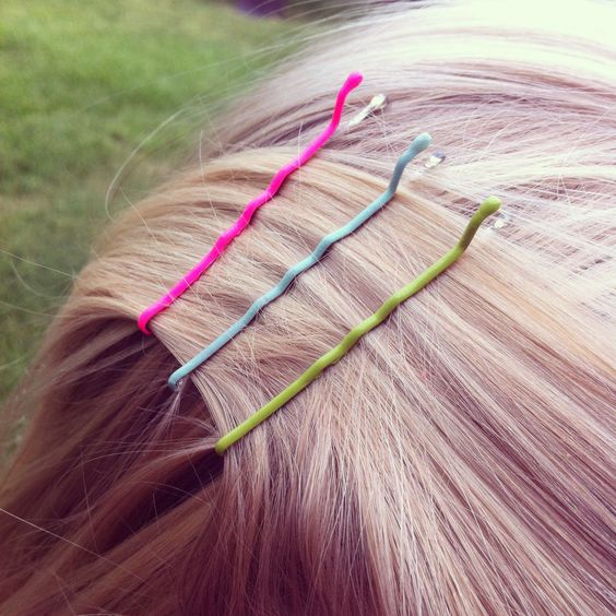 How to DIY Bobby Pins