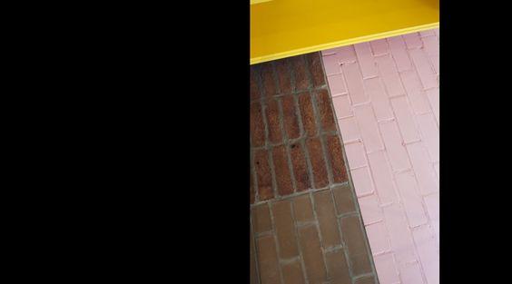 owen vokes peters. Brick Rug project.