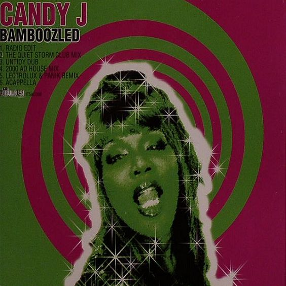 Candy J – Bamboozled (single cover art)