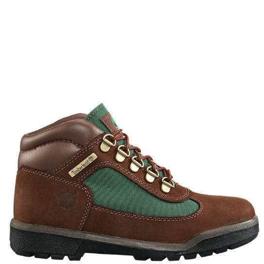 Timberland Field Boots Kids in 2020