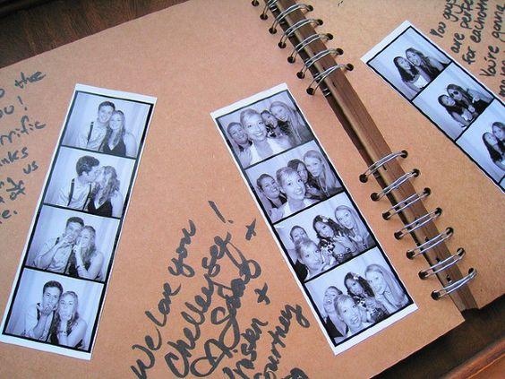 Guest Book AlternativeFlickr by Paperladyinvites