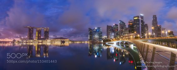 Marina Bay by True_Bearing_Images. @go4fotos