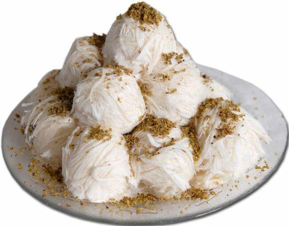 Pişmaniye, El caramelo de algodón, Turquía