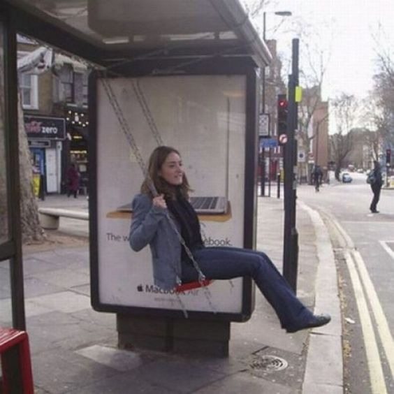 see if there were more swings i might actually use buses more often