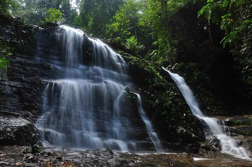 Top 3 Waterfall In Kuching To Go With Family And Friends Easily Kuching Waterfall To Go